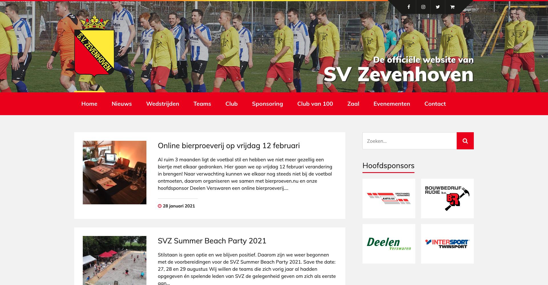 SV Zevenhoven